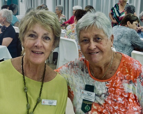 Lesley Fydler and Monika Ross, Twin Towns
